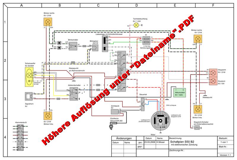 elektronikproblem s50b2 (birne brennt durch) - Seite 2 - Simson Forum